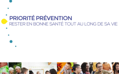 Priorité Prévention : 25 mesures phares